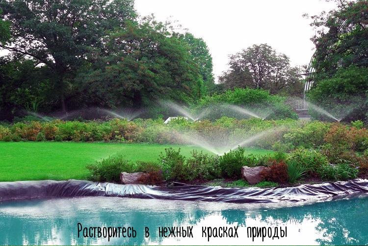 Сибирский полив